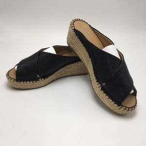 Franco Sarto Slip on Womens SZ 8M